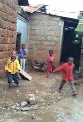 Kids in Kawangware