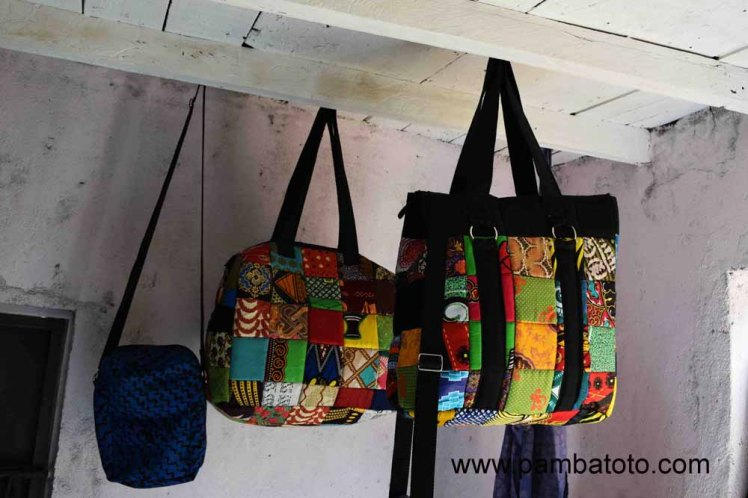 9 Bags in Kibera shop